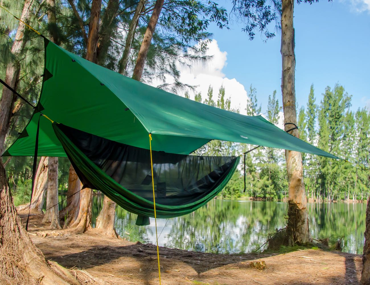 Image result for Hammock CAmping