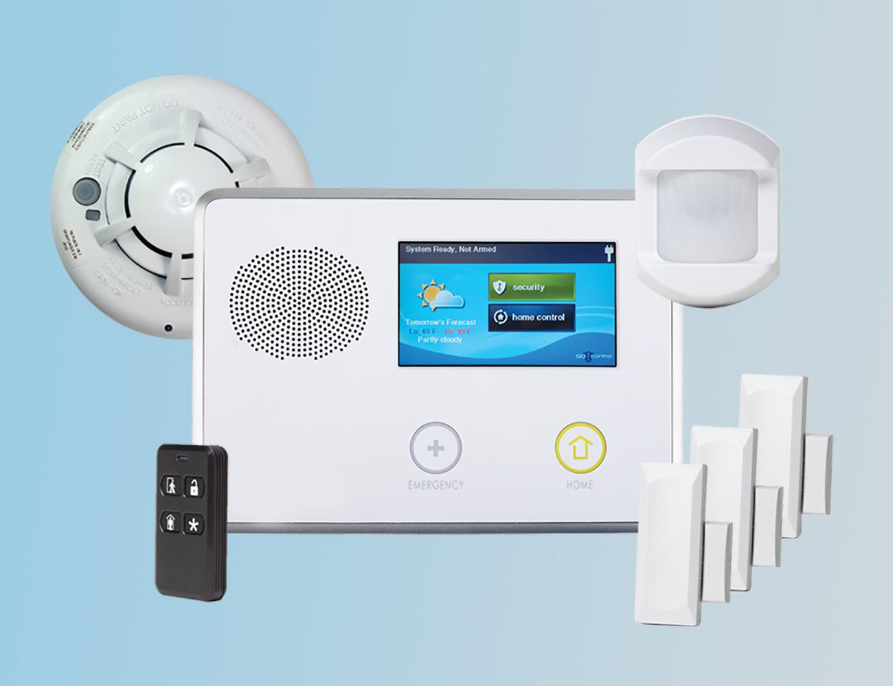 Link Interactive Home Security » Gadget Flow