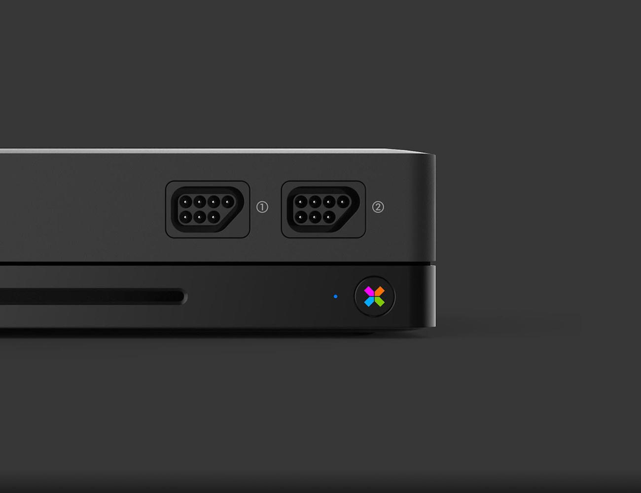 Retroblox Modular Hd Retro Game Console Gadget Flow