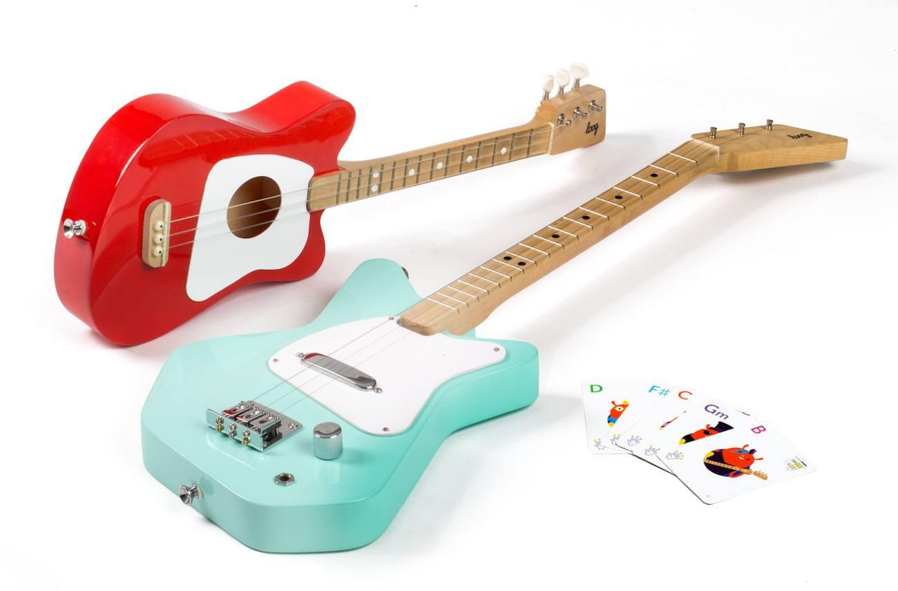 Loog Ultimate Beginner S Guitar Gadget Flow