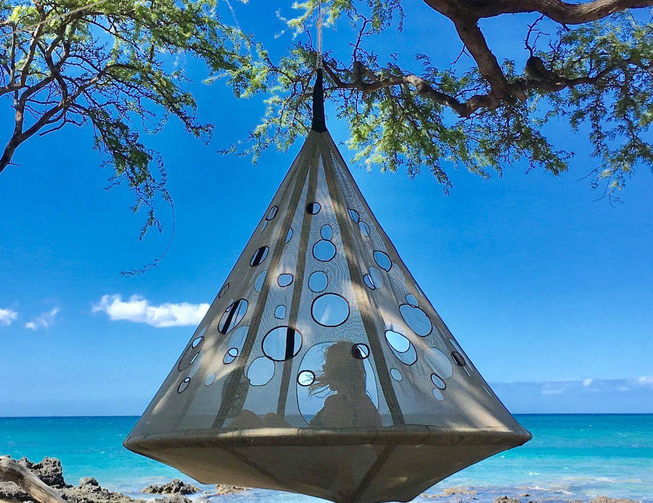 Moondrop Hanging Hammock Chair Gadget Flow