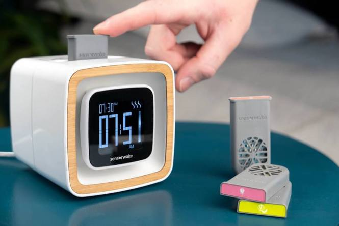 Sensorwake Trio Smell Based Alarm Clock