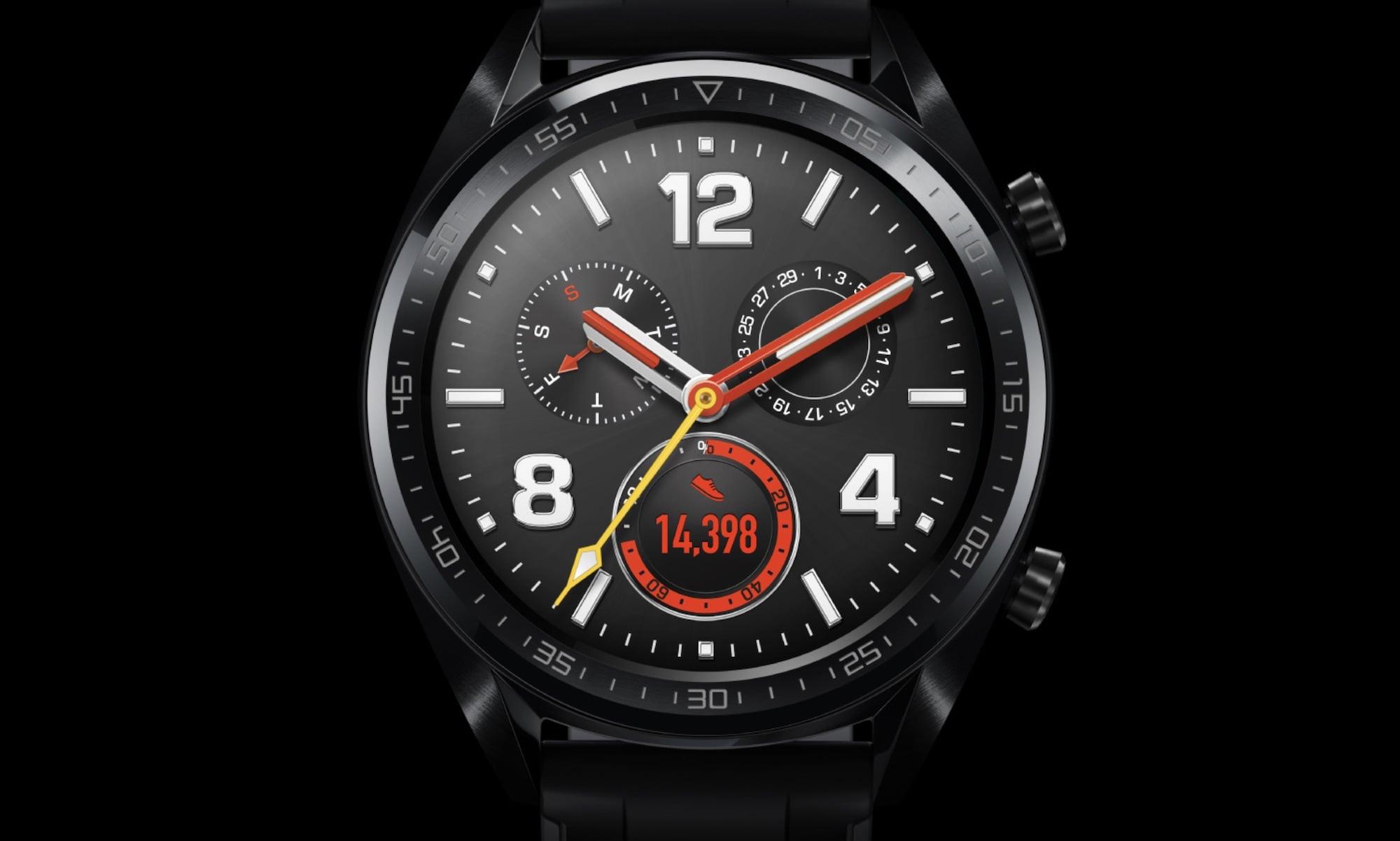 Huawei Watch GT » Gadget Flow