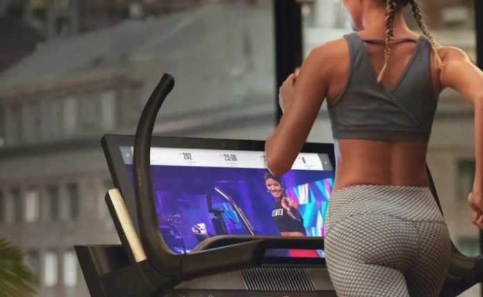 NordicTrack X32i comes with 16,000+ virtual classes