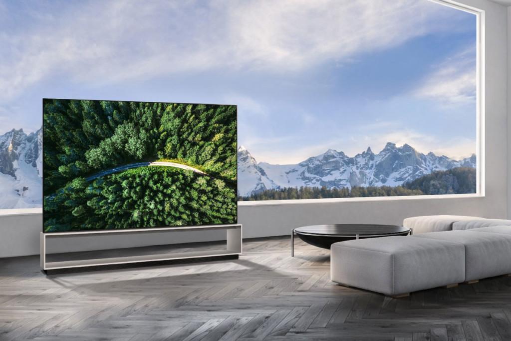 """Ultra HD 8K LG Real OLED TV """"wide ="""" 1024 """"high ="""" 683"""