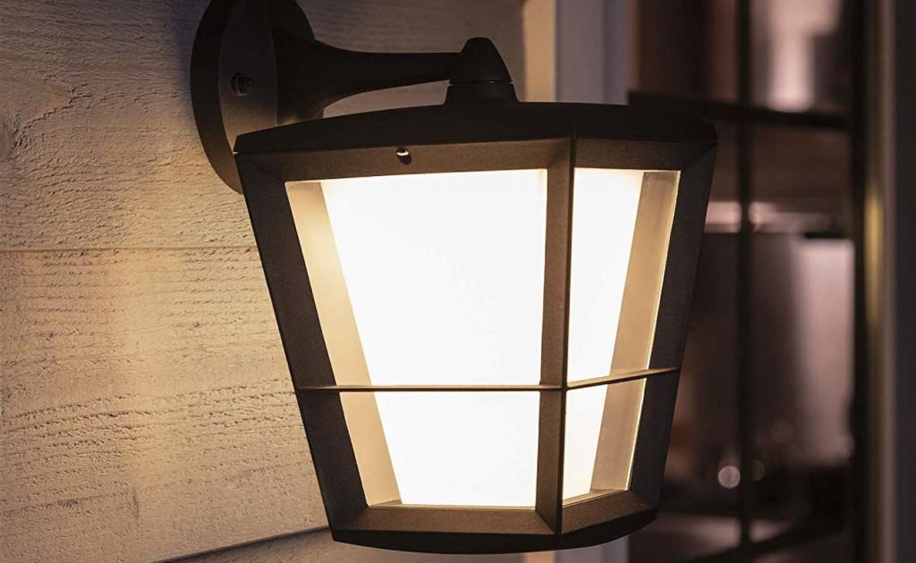 Philips Hue Econic Outdoor wall lights