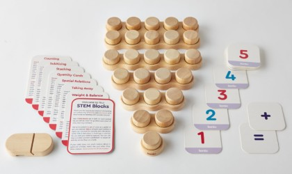 Kontu STEM Blocks Child Development Toy