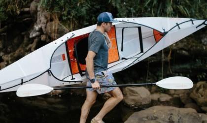 Oru Kayak Beach LT Portable Folding Kayak