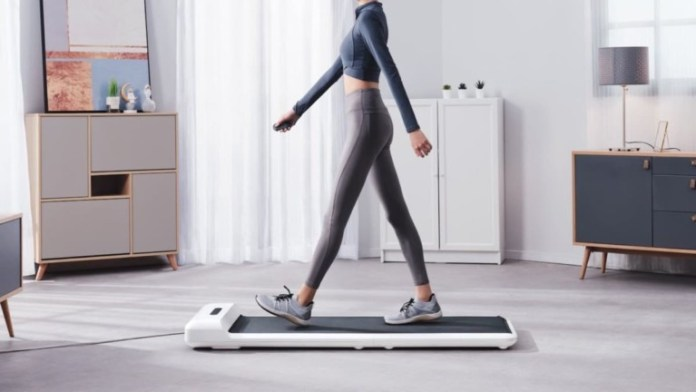 WalkingPad S1 Foldable Workout Device