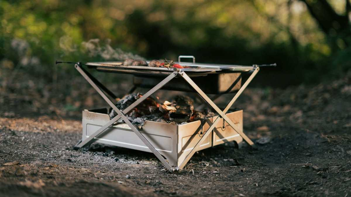 Cook System by Wolf and Grizzly Compact Cooking Solution