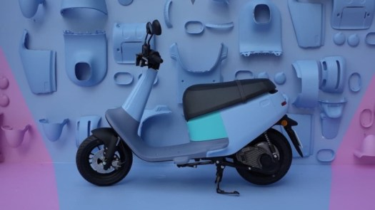 Gogoro VIVA Ultralight Smart Scooter