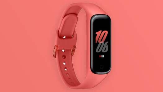 Samsung Galaxy Fit2 Activity-Tracking Band