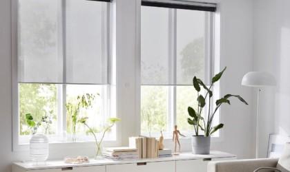 IKEA FYTUR Smart Window Blinds