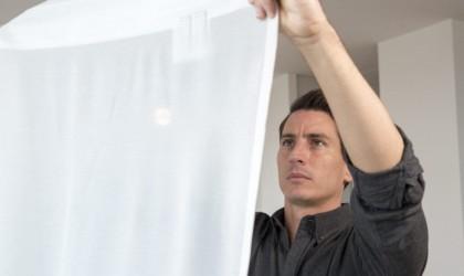 IKEA GUNRID Air Purifying Curtain