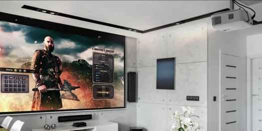 Optoma UHD50X 240 Hz Projector