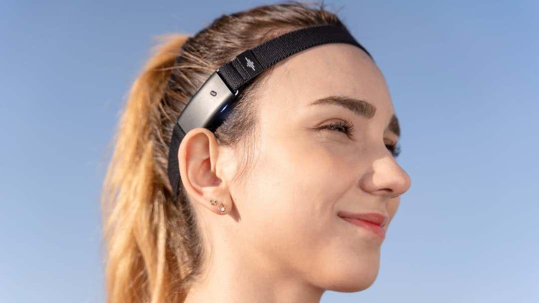 RUN-UP Performance Audio Headband