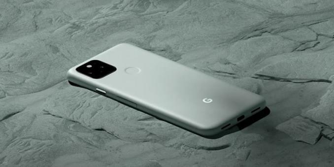 Google Pixel 5 Smartphone