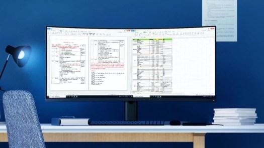 Xiaomi Mi Curved Gaming Monitor 34 Display