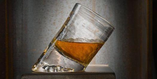 Glassblower Ben Slanted Bar Glasses