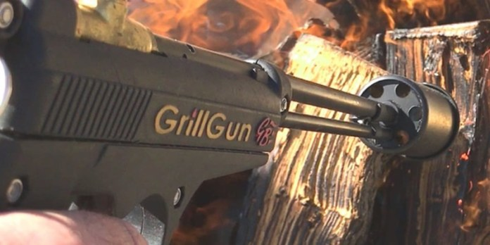 GrillBlazer GrillGun high-powered torch
