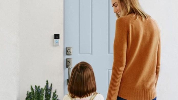 Ring Next-Generation Video Doorbell 3