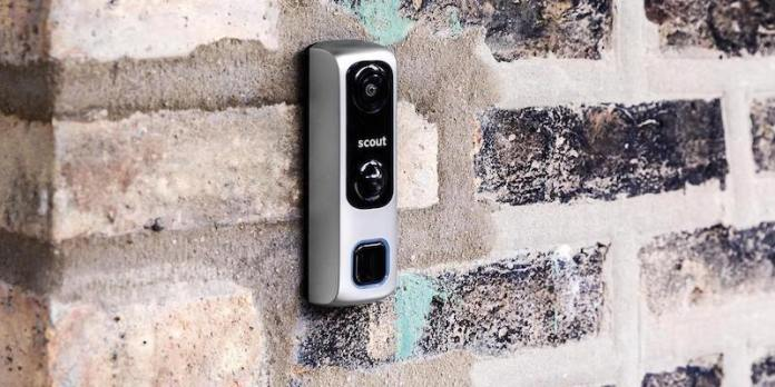 Scout Video Doorbell Home Alarm