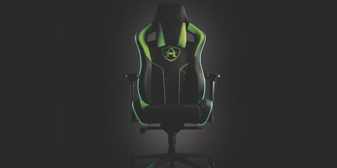 Arcadeo Gaming Chair Haptic Feedback Seat