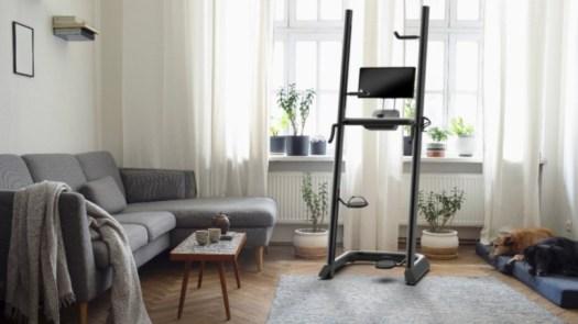 CLMBR Connected climbing machine
