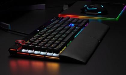 CORSAIR K100 RGB Optical-Mechanical Gaming Keyboard