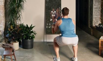 MIRROR Interactive Home Gym