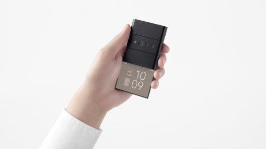 OPPO x nendo Conceptual Slide-Phone