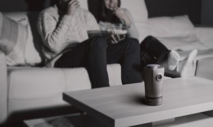 Raymond Ng Lantern adaptable throw projector