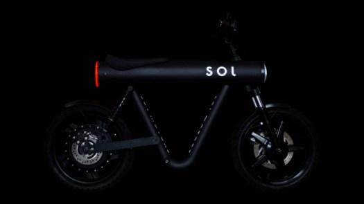 SOL Motors Pocket Rocket Urban eBike