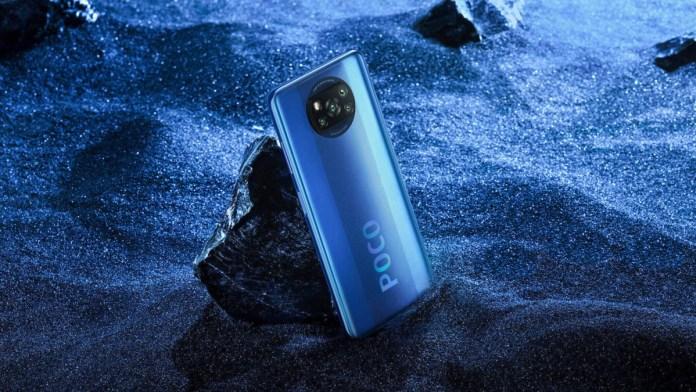 Xiaomi POCO X3 NFC Gaming Phone