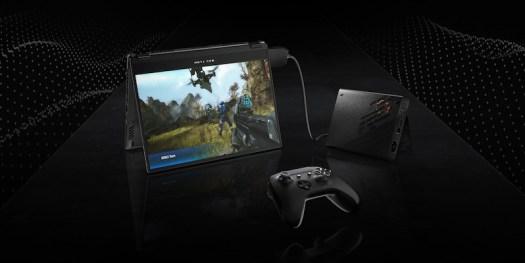 ASUS ROG Flow X13 ultraportable gaming laptop