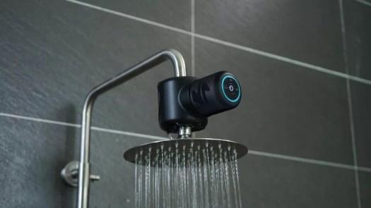 Ampere Shower Power Bluetooth shower speaker