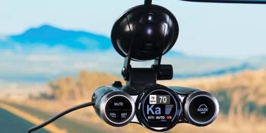 Cobra Road Scout Radar-Detecting Dash Cam