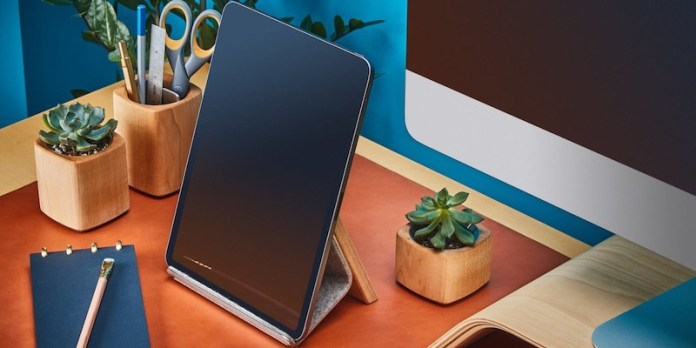 Grovemade Wood iPad Stand