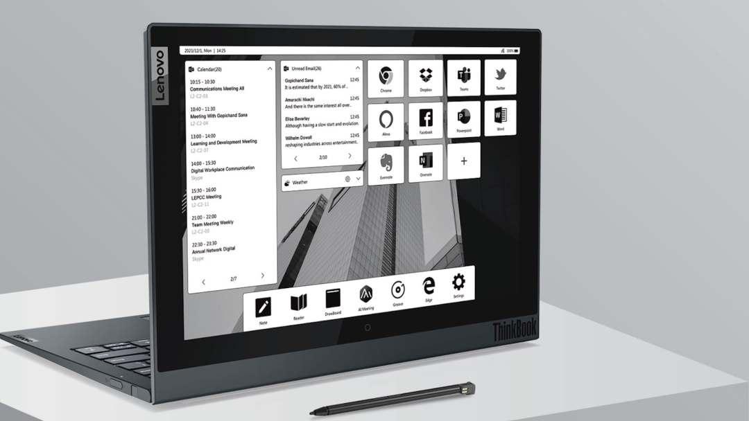 Lenovo's ThinkBook Plus Gen 2