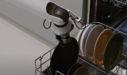 Samsung Bot Handy household robot