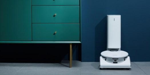Samsung JetBot 90 AI+ vacuum
