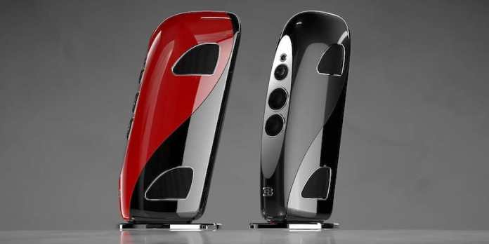 Bugatti & TIDAL Audio Royale Speaker Range