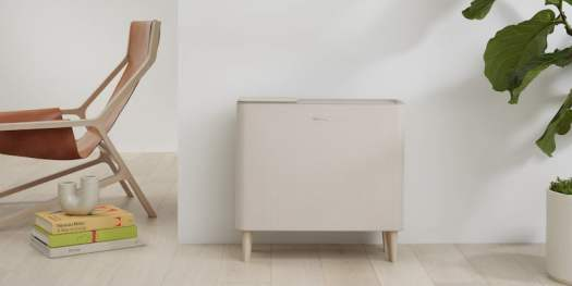 Coway Icon quiet air purifier