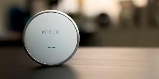 Knocki Make Any Surface Smart Device