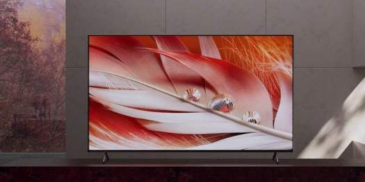 Must-have smart TVs for your living room in 2021 Sony BRAVIA XR X90J 4K LED TV