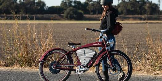 These are the most innovative eBikes for commuters that you can buy this year Vintage Tracker Classic full-throttle eBike