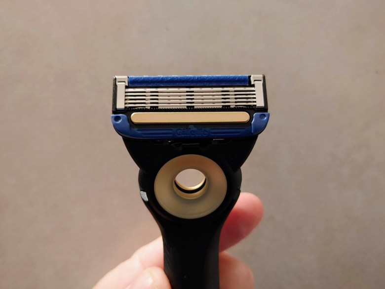 Gillette Heated 3