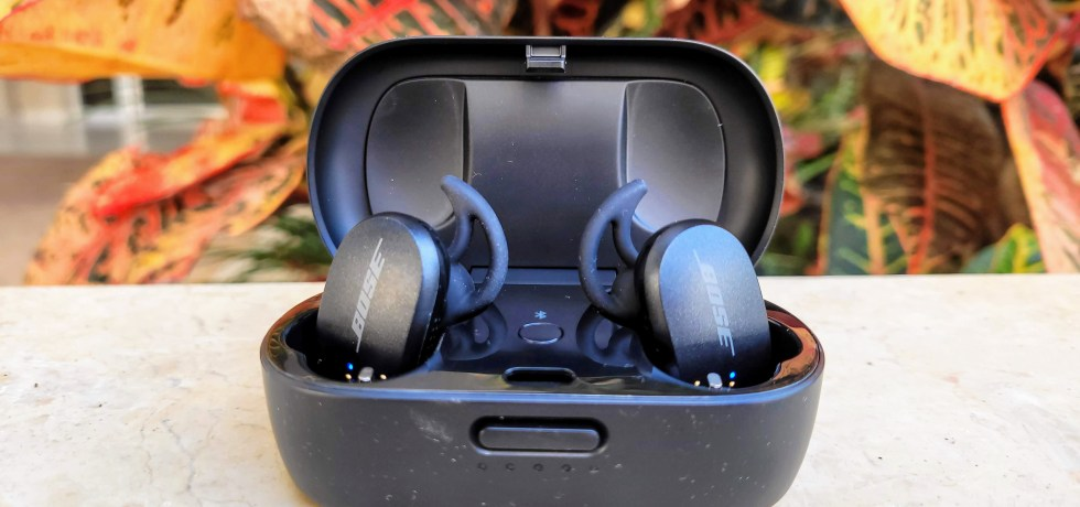 Bose QuietComfort EarBuds. צילום צחי הופמן