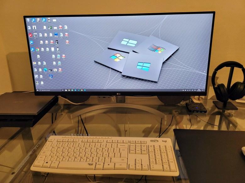 LG WN650-W. צילום צחי הופמן