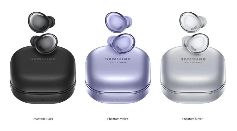 סמסונג Galaxy Buds Pro. צילום מסך